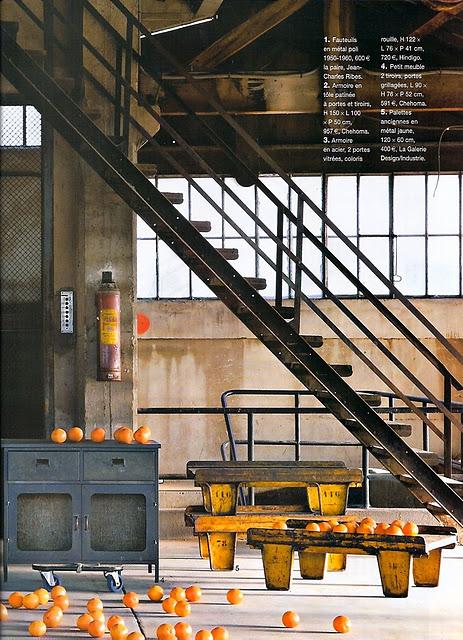50 interesting industrial interior design ideas shelterness for Modern industrial interior design