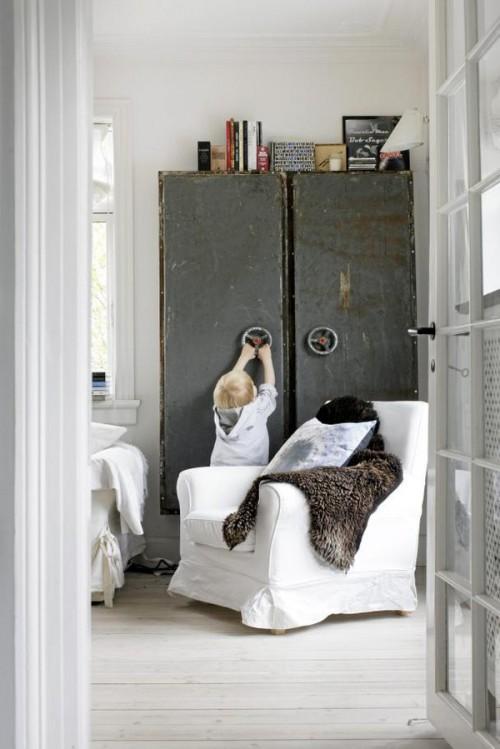 Industiral Interior Design Ideas