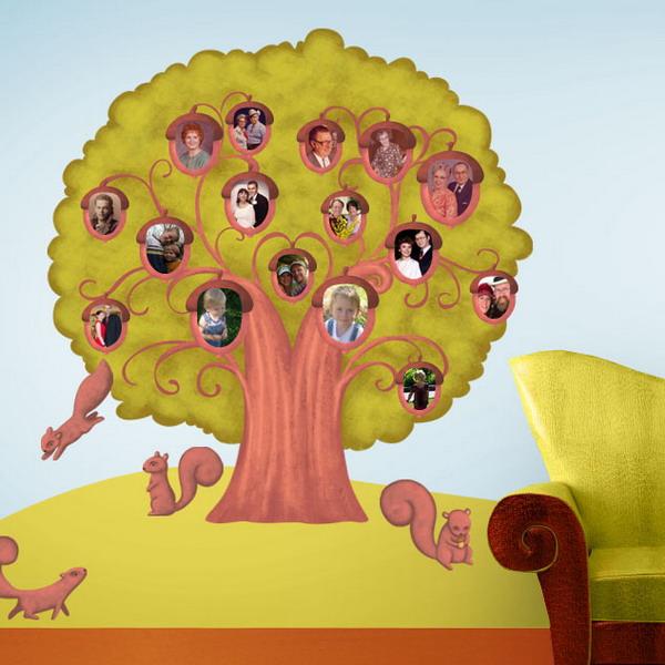 Inspiring Family Trees