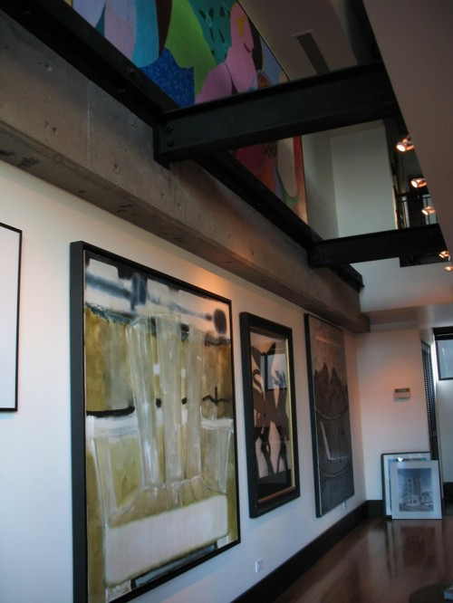 25 Ideas To Use Metal Beams In Interior Design - Shelterness