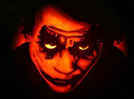 Joker Pumpkin