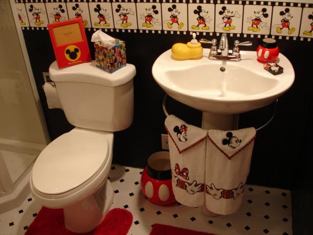 Picture of kids bathroom decor ideas for Bathroom decor quiz