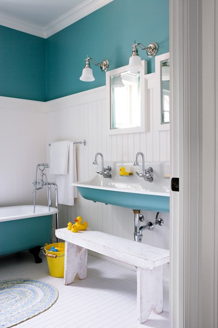 15 cute kids bathroom decor ideas - Bathroom Decorating Ideas For Kids