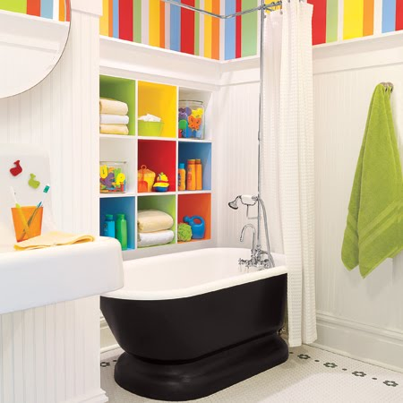 Kids Bathroom Decor Ideas & 15 Cute Kids Bathroom Decor Ideas - Shelterness