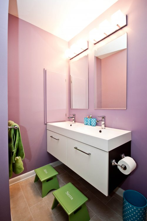 Picture of kids bathroom decor ideas for Cute bathroom decor ideas