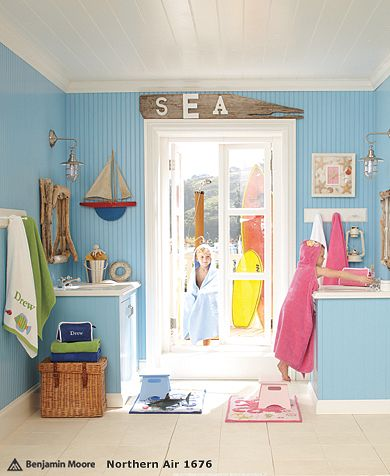 15 cute kids bathroom decor ideas shelterness for Cute bathroom ideas