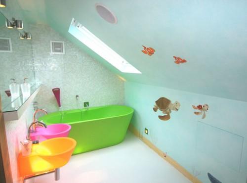 kids bathroom design ideas - Kids Bathroom