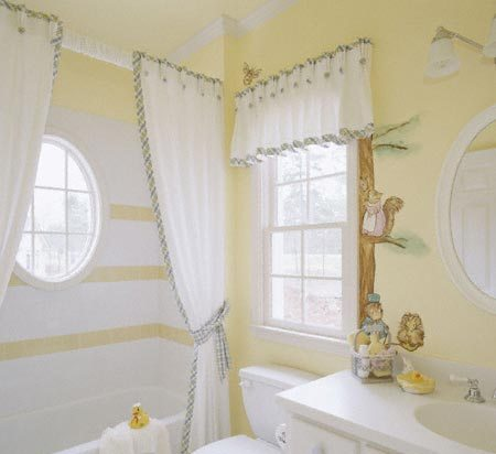 Bathroom Design on 15 Cheerful Kids Bathroom Design Ideas   Shelterness