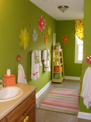 Trend Kids Bathroom Design Ideas
