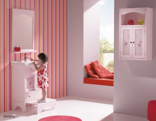 15 Cheerful Kids Bathroom Design Ideas - Shelterness on white marble for bathroom, panels for bathroom, magnets for bathroom, ceramic tile bathroom, fixtures for bathroom, plywood flooring for bathroom, kitchen tile bathroom, ceramic soap dish for bathroom, ornaments for bathroom, cornice for bathroom, silestone for bathroom, travertine for bathroom, fireplaces for bathroom, toilets for bathroom, blue tile bathroom, canvases for bathroom, toothbrush holders for bathroom, knobs for bathroom, rustic hardware for bathroom, floors for bathroom,