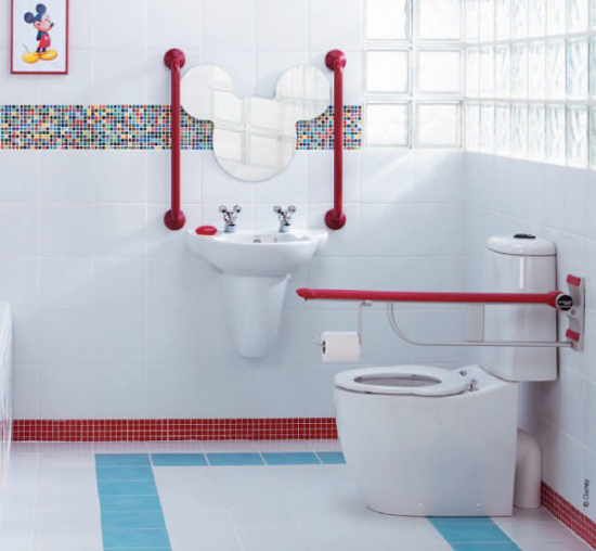 15 Cheerful Kids Bathroom Design Ideas Shelterness – Kids Bathroom Tile