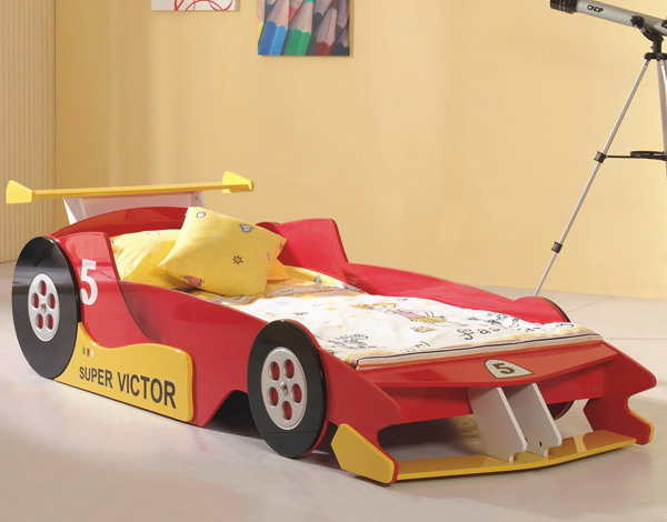 Kids Beds Like Cars
