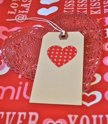 DIY glitter play dough valentines