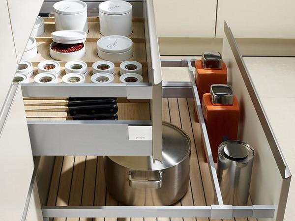 57 Practical Kitchen Drawer Organization Ideas