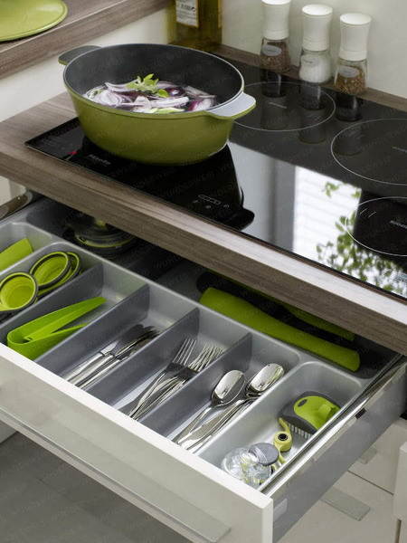 Beautiful Kitchen Drawer Organization Ideas