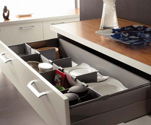 Nice Kitchen Drawer Organization Ideas