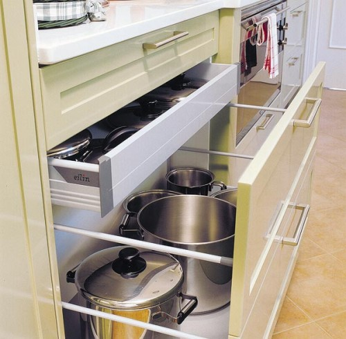 Kitchen Drawer Organization Ideas Part 76
