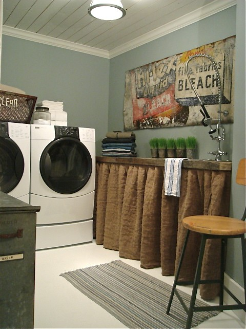 10 cozy laundry room decorating ideas photo 4