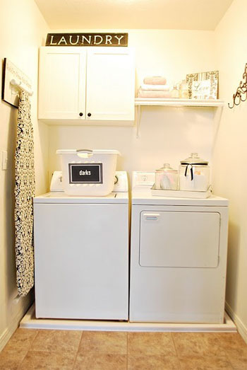 High Quality Laundry Room Decorating Ideas