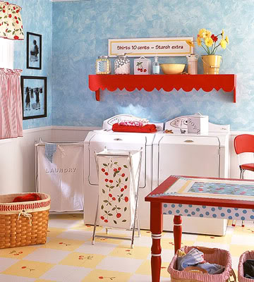 Laundry room design ideas 18