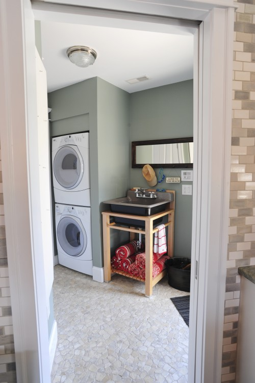70 functional laundry room design ideas - shelterness Laundry Area Ideas