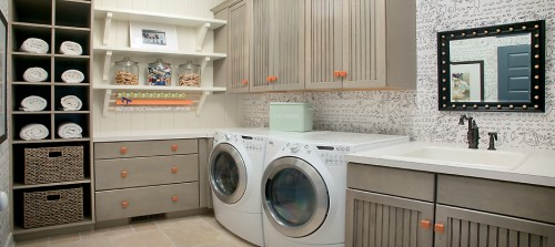 70 Functional Laundry Room Design Ideas - Shelterness