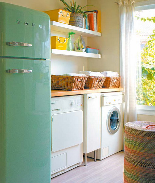 source http www shelterness com 33 practical laundry room design ideas