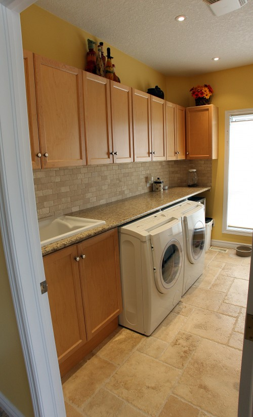 Picture of laundry room design ideas for Utility room design