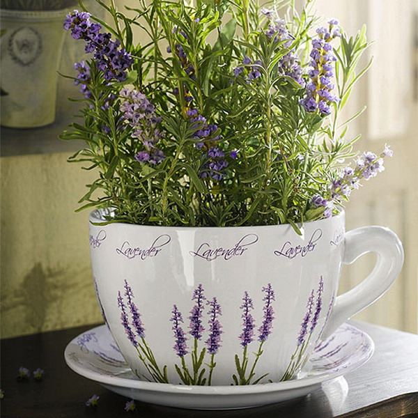 25 Lavender Home Decorating Ideas