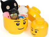 Lego Heads Storage Boxes