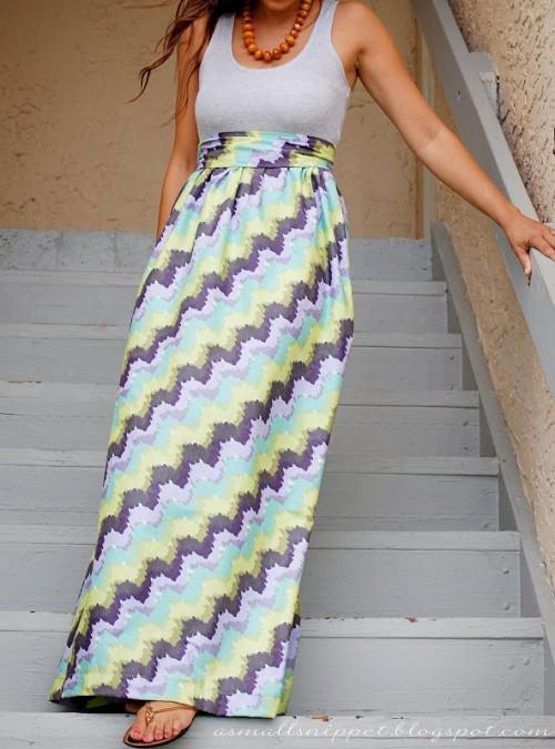 light summer dress (via asmallsnippet)