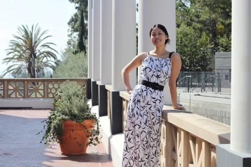 easiest maxi dress ever