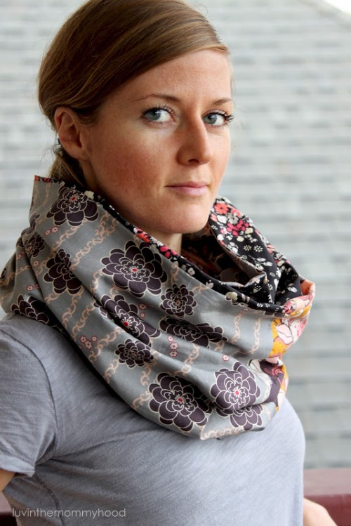 infinity cowl (via luvinthemommyhood)