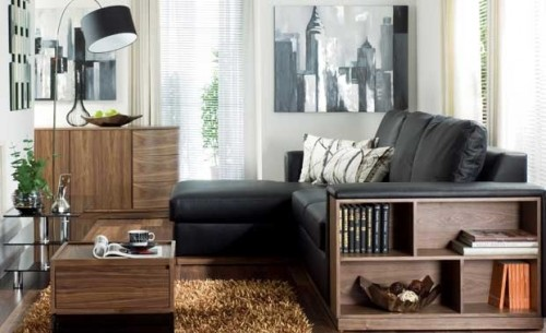 25 Simple Living Room Storage Ideas
