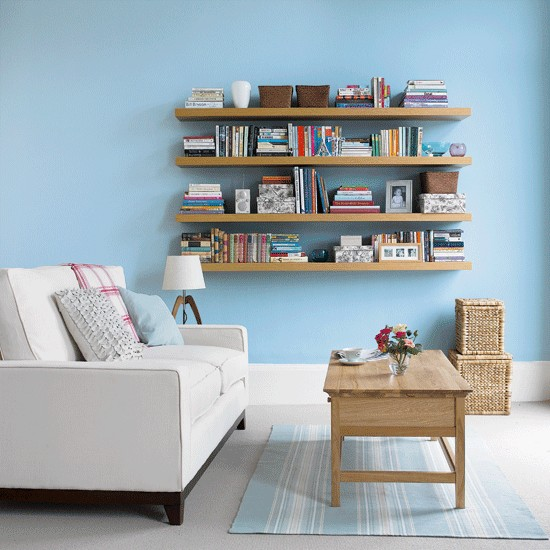 living room storage ideas on 25 Simple Living Room Storage Ideas    Photo 3