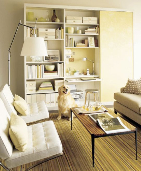 25 simple living room storage ideas - shelterness Living Storage Ideas