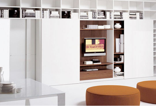 Picture Of Living Room Storage Ideas