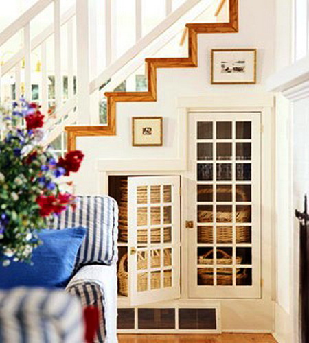 Under Stairs Kitchen Storage Ideas: 15 Living Room Under Stairs Storage Ideas