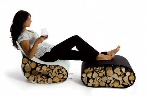 Log Wood Flex