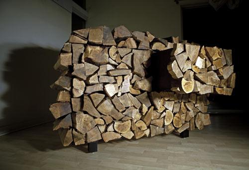 Logwood Chest Of Drawers