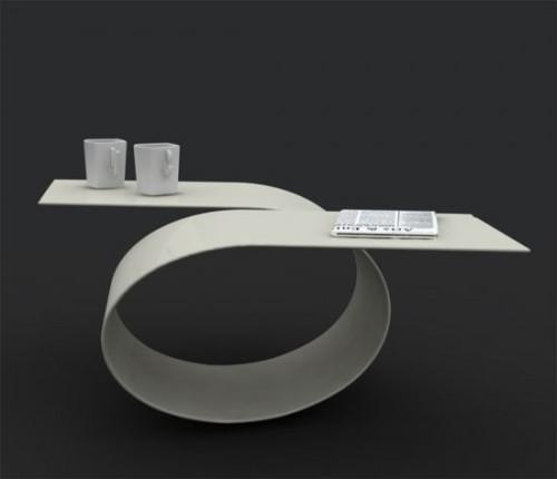 Loop Coffee Table (via)