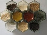 Magnetic Spice Storage Solutions