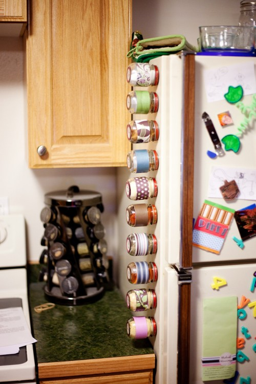 Wall Spice Racks: 10 Magnetic Spice Storage Solutions