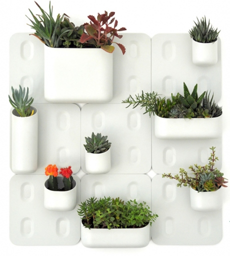 Magnetic Vertical Garden