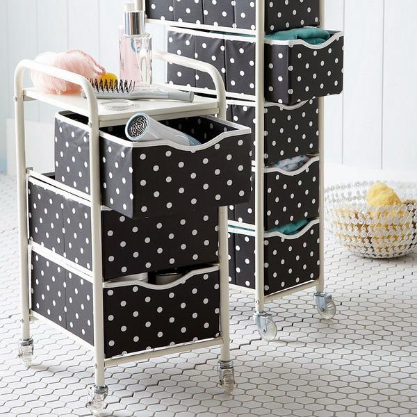 33 Cool Makeup Storage Ideas - Shelterness