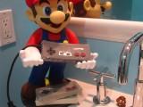 Mario Inspired Bathroom Design