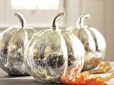 Mercury Glass Pumpkins
