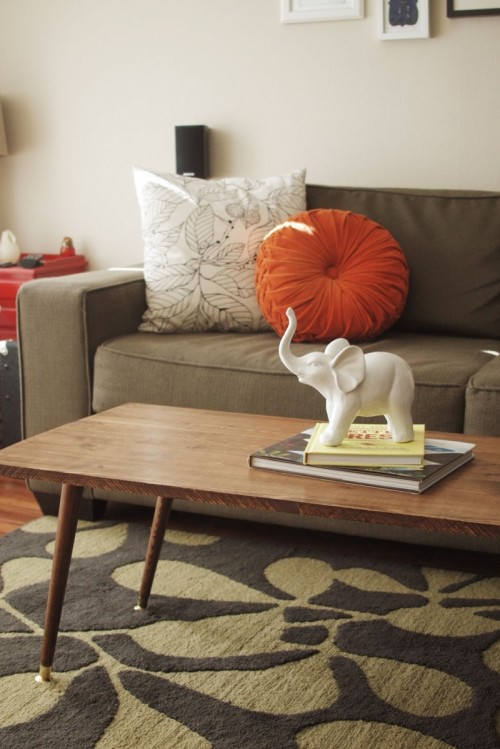 9 Mid Century Modern DIY Furniture Projects