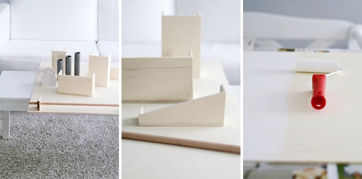 Picture Of minimal diy wall organizer for various stuff  3