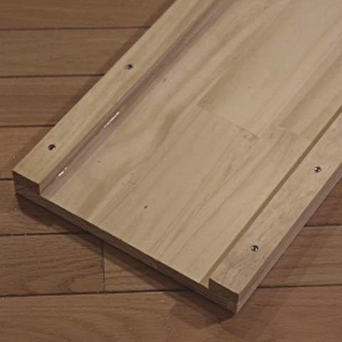 Minimalist Diy Console Table Of Wood